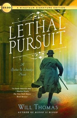 Image for Lethal Pursuit: A Barker & Llewelyn Novel