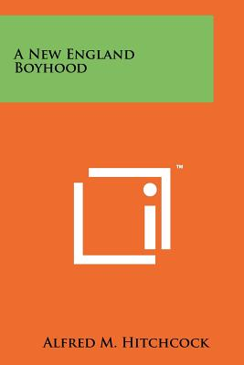 Image for A New England Boyhood