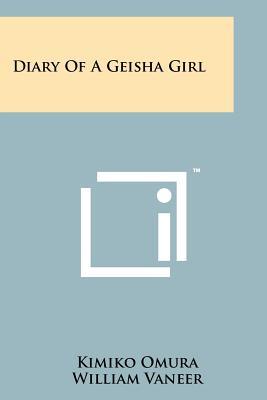 Diary Of A Geisha Girl, Omura, Kimiko