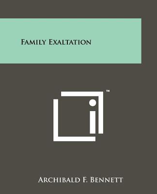 Image for Family Exaltation