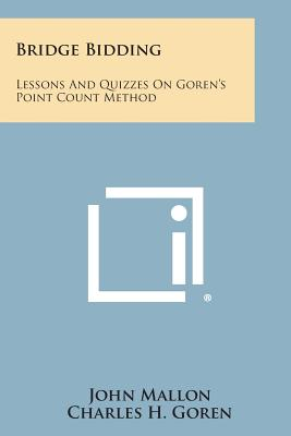 Image for Bridge Bidding: Lessons and Quizzes on Goren's Point Count Method