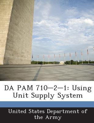 DA PAM 710-2-1: Using Unit Supply System