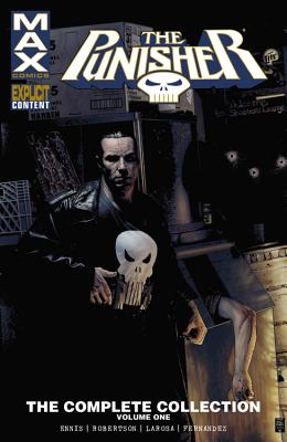 Image for Punisher Max: The Complete Collection Volume 1