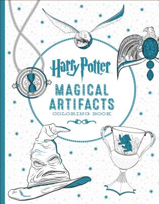 Image for Harry Potter Artifacts Coloring Book