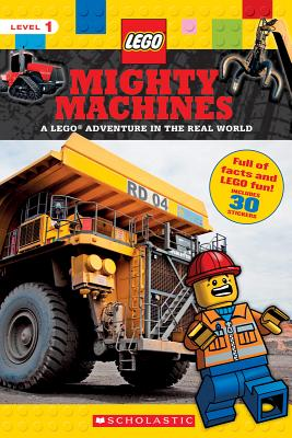 Image for Lego nonfiction - Mighty Machines:  A LEGO Adventure in the Real World, level 1