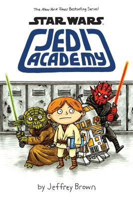 Image for STAR WARS: JEDI ACADEMY (NO 1)