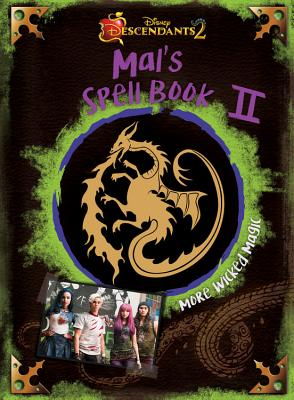 Image for Descendants 2: Mal's Spell Book 2: More Wicked Magic