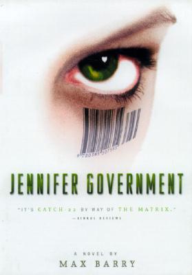 Image for JENNIFER GOVERNMENT