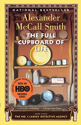 The Full Cupboard of Life (No. 1 Ladies Detective Agency, Book 5), McCall Smith, Alexander