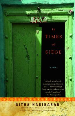 In Times of Siege: A Novel, Hariharan, Githa