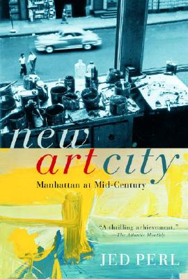 Image for NEW ART CITY