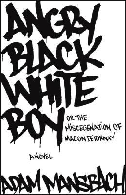 Image for Angry Black White Boy: A Novel