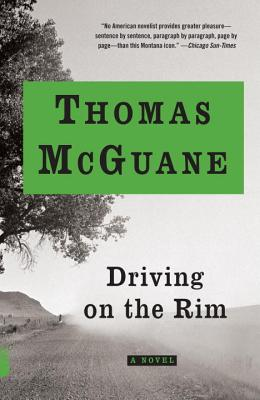 Image for Driving on the Rim (Vintage Contemporaries)