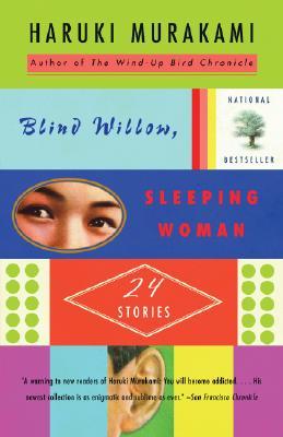 BLIND WILLOW  SLEEPING WOMAN, HARUKI MURAKAMI