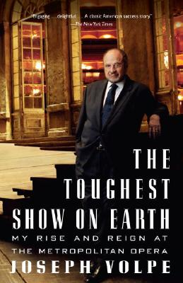 "The Toughest Show on Earth (Vintage), ""Volpe, Joseph, Michener, Charles"""