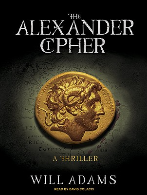 Image for The Alexander Cipher: A Thriller (Daniel Knox)