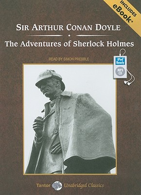 Image for The Adventures of Sherlock Holmes (Tantor Unabridged Classics)
