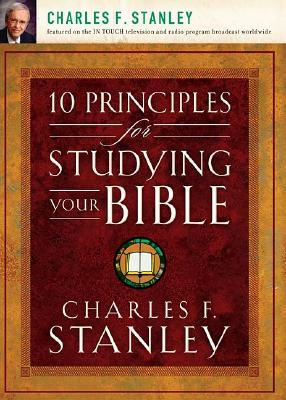 Image for 10 Principles for Studying Your Bible