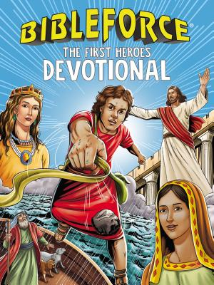 Image for BibleForce Devotional: The First Heroes Devotional