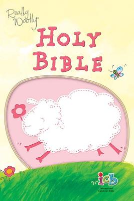 Really Woolly Holy Bible: Children's Edition - Pink, Thomas Nelson