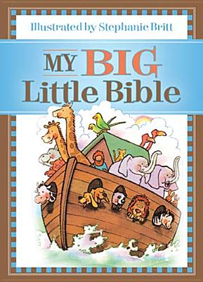 """Image for """"My Big Little Bible: Includes My Little Bible, My Little Bible Promises, and My Little Prayers"""""""
