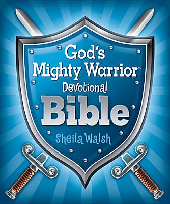 Image for God's Mighty Warrior Devotional Bible
