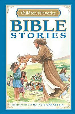 Image for Childrens Favorite Bible Stories