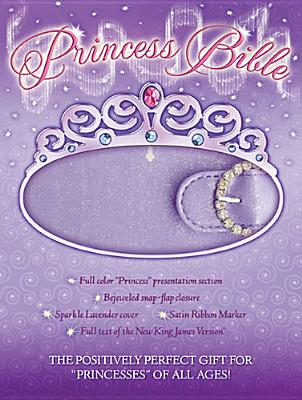 Princess Bible: Lavender - New King James Version, Thomas Nelson