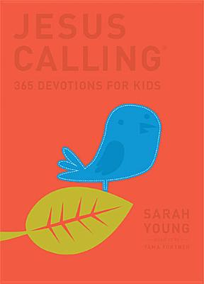 Jesus Calling: 365 Devotions For Kids: Deluxe Edition, Young, Sarah