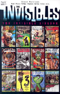 Image for Invisibles : The Invisible Kingdom