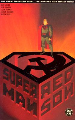 Image for SUPERMAN RED SON