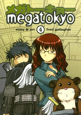 Image for Megatokyo: Volume 4