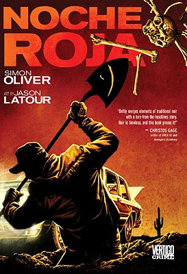 Noche Roja (Vertigo Crime), Oliver, Simon