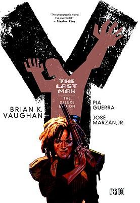 Y: The Last Man, Book 2, Deluxe Edition, Vaughan, Brian K.
