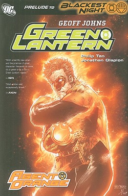 Image for Green Lantern: Agent Orange