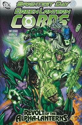 Image for Green Lantern Corps: Revolt of the Alpha Lanterns