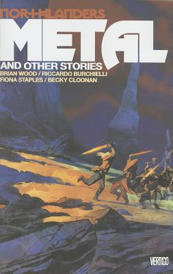 Northlanders, Vol. 5: Metal, Brian Wood