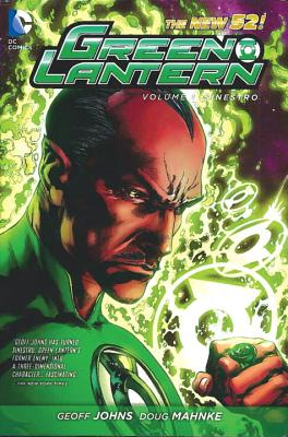 Image for Green Lantern, Vol. 1: Sinestro (The New 52)