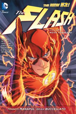 Image for The Flash, Vol. 1: Move Forward (The New 52)