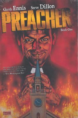 Preacher Book One, Garth Ennis