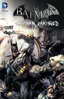 BATMAN: ARKHAM UNHINGED VOL. 2, FRIDOLFS, DEREK