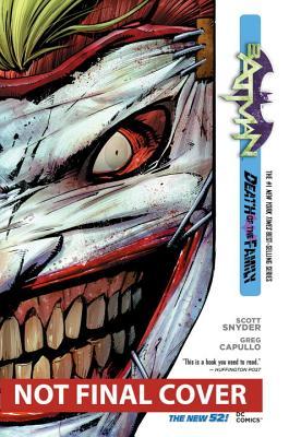 Image for Batman Vol. 3: Death of the Family (The New 52) (Batman (DC Comics Paperback))