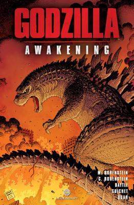 Image for Godzilla Awakining