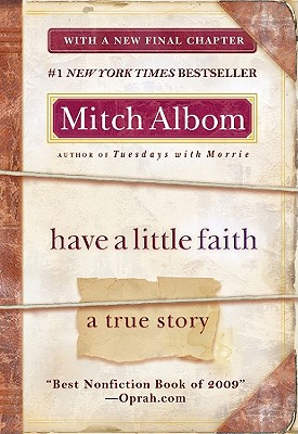 Have a Little Faith: A True Story, Mitch Albom