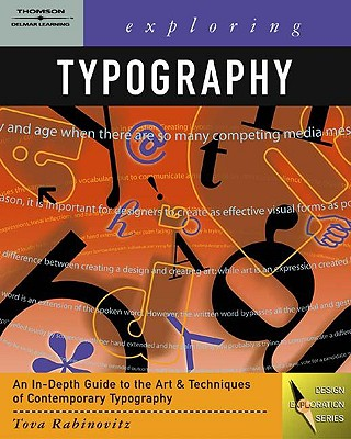 Image for Exploring Typography (Graphic Design/Interactive Media)