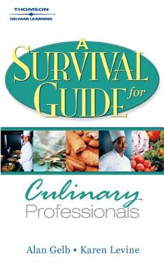 Image for A Survival Guide for Culinary Professionals