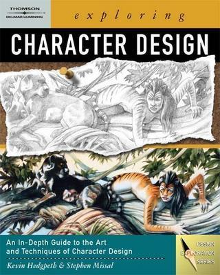 Image for Exploring Character Design (Design Concepts)