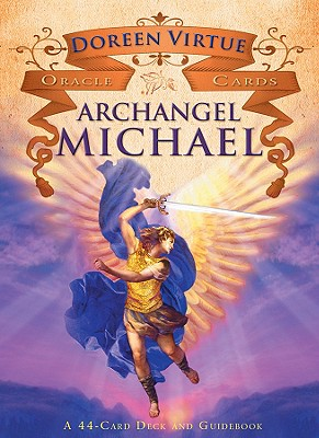 Image for Archangel Michael Oracle Cards: A 44-Card Deck and Guidebook