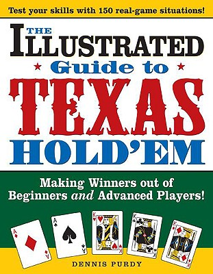 Image for The Illustrated Guide To Texas Hold'em