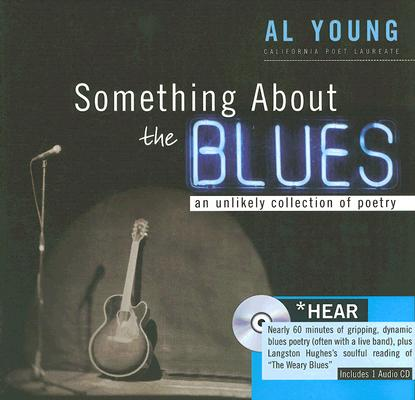 Image for Something About the Blues: An Unlikely Collection of Poetry (Signed First Edition)